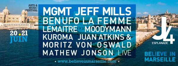 festival believe in marseille